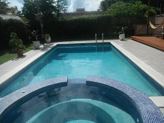 beautiful villa with own private pool in quiet residental neighbourhood.