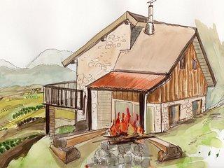 Eco refuge Seyssel Haute Savoie Gestion libre