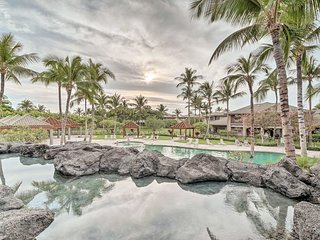 Kamuela Luxury Resort Townhome on Kohala Coast!