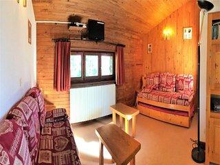 8 pers. 60 m² 2e étage Sud