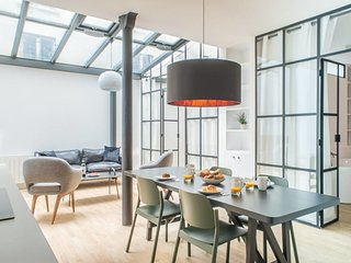 Design Loft near Montmartre