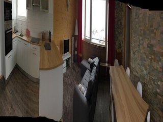 6 pers. 48 m² 4ème étage Sud