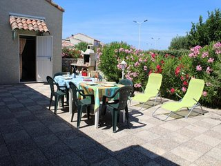 Rental Villa Port-la-Nouvelle, 3 bedrooms, 7 persons