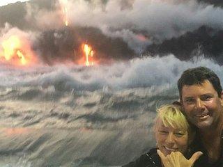 Ka maluhia a me ke aloha Kona