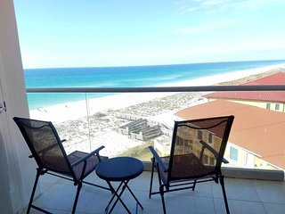 Gulf front 1br/1bth sleeps 4 & Wheelchair accessible.