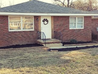 Renovated 3bd/2ba 6min from Mercedes-Benz/CNN/GWCC