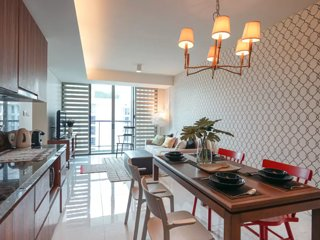 A home-like 2BR apartment in Sukhimvit 39