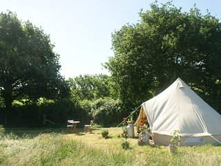 Pineapple Glamping Retreat, Salway Ash, Bridport, Dorset