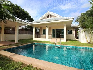 Amazing pool villa in Hua Hin