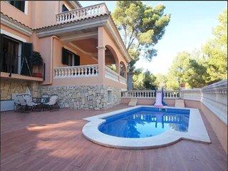 Villa mediterranea Ca Nostra, Mallorca