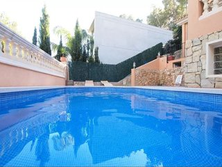 Villa mediterranea en Mallorca