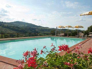 1 bedroom Apartment in Strada in Chianti, Tuscany, Italy : ref 5505342
