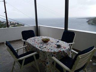 Villa Aegean Balcony | Suite