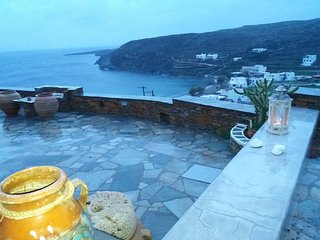 Villa Aegean Balcony | Studio