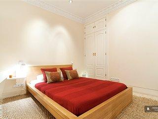 Superb 2 bedroom Apartment in Madrid  (F2600)