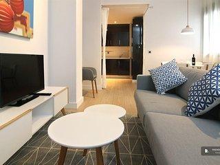 Superb 1 bedroom Villa in Seville  (F7754)