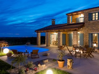 2 bedroom Villa in Vilanija, Istria, Croatia : ref 5635871