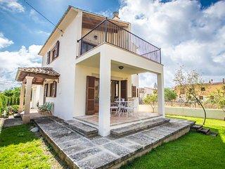 4 bedroom Villa in s'Estanyol de Migjorn, Balearic Islands, Spain - 5536448