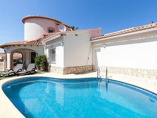 2 bedroom Villa in Denia, Valencia, Spain : ref 5515351