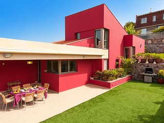 4 bedroom Villa in El Salobre, Canary Islands, Spain : ref 5636564