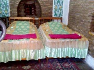 Bukhara Hotels Miraziz Ambari - Twin Room 6