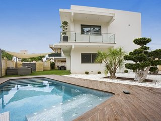 5 bedroom Villa in Xabia, Valencia, Spain : ref 5636678