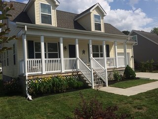 Beautiful,'New,' Ocean City Home For Rent