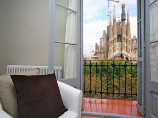 Plaza Sagrada Familia apartment