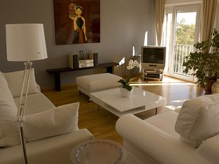 Luxury Vila Olimpica Beach apartment
