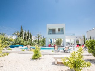 Greco Villa 1, 5 Bed with Pool in Protaras Center