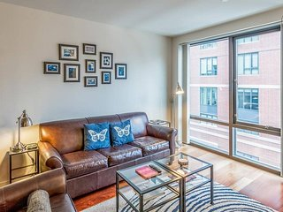 Stylish 1BR in Boston