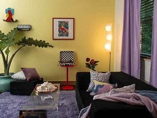 Colourful 1BR in South Beach