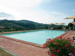 2 bedroom Apartment in Strada in Chianti, Tuscany, Italy : ref 5505351