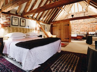 The Owl Barn - Room 1