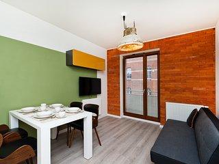 Modern Apartment Krakow Jewish District