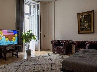 Ming's apartament in Chiado