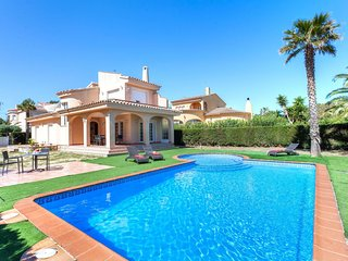 3 bedroom Villa in Las Tres Cales, Catalonia, Spain : ref 5555655