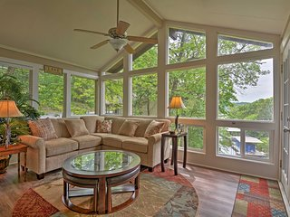 NEW! Waterfront Osage Beach Home w/Gorgeous Views!