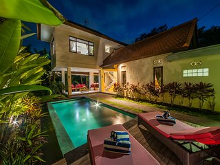2 BR Villa Two Islands Ubud Including Breakfast