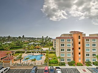Dorado Area Condo w/Ocean View by Beach & Golf!
