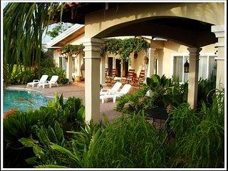 Villa Oso Grande, Playa Panama