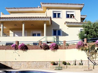 4 bedroom Villa in Arroyo de la Miel, Andalusia, Spain : ref 5637170