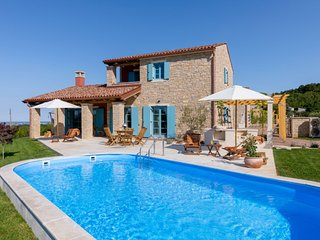 2 bedroom Villa in Vilanija, Istria, Croatia : ref 5635863