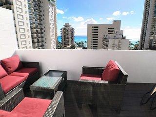 Kuhio Village Condominium 1201A