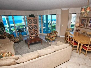 Portofino island resort tower 3, 3 bedroom gulf front unit
