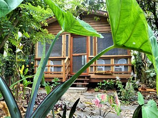 Iguana Roost Tourism Gold Standard Fully Equipped two Bedroom Cabin