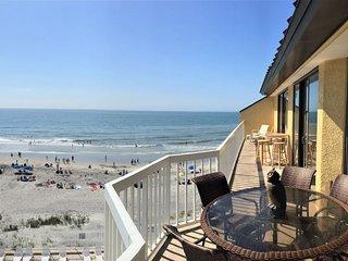 Chas. Oceanfront Villas 403