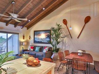Direct Ocean View: Maui Dream Place at Maui Kamaole G-209, 2 Story Modern Condo