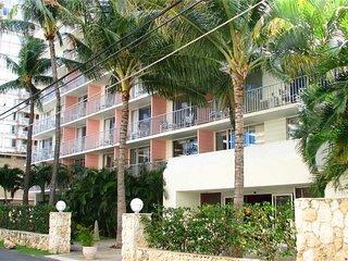 Ewa Hotel Waikiki #507