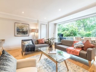 Bright 4bed 3bath house in Pimlico Thames views